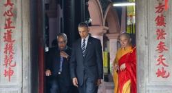 Người Hướng Dẫn Ông Obama Ở Chùa Ngọc Hoàng Kể Gì ?